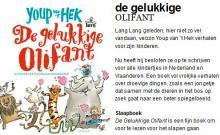 Mit der Einführung dieses Buches lieferte zerrspiegelzentrale.de einen Lachspiegel zur Belustigung des Publikums, bevor es eine Unterschrift und ein Buch von Youp van het Hek sammeln konnte.
